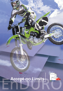 Plakat Enduro No 2
